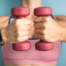 5 Easy Dumbbell Workouts For Home