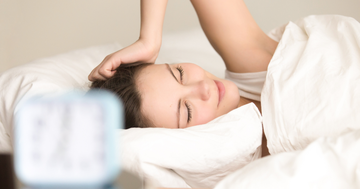 Stretches To Improve Sleep