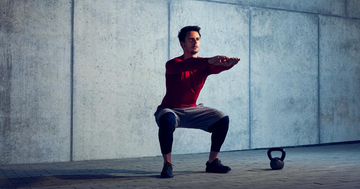 3 Easy Bodyweight Leg Exercises