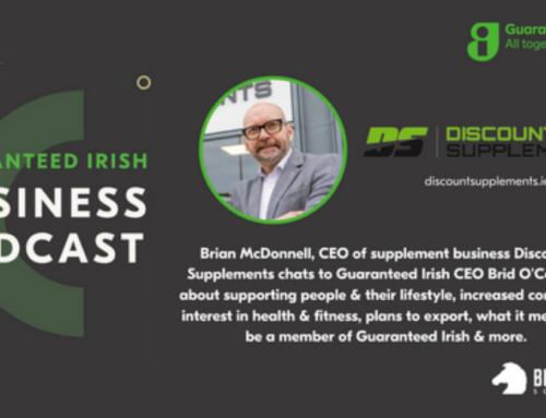 Podcast:Brian McDonnell Speaks To Guaranteed Irish